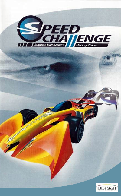 Speed Challenge Jacques Villeneuve's Racing Vision (2002)